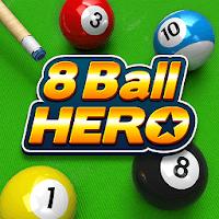 تحميل لعبة 8 Ball Hero مهكرة [اخر اصدار] للاندرويد