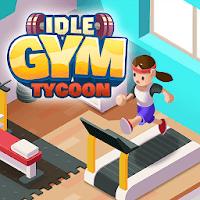 تحميل Idle Fitness Gym Tycoon مهكرة [اخر اصدار] للاندرويد