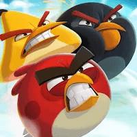 تحميل الطيور الغاضبة Angry Birds 2 مهكرة [اخر اصدار] للاندرويد