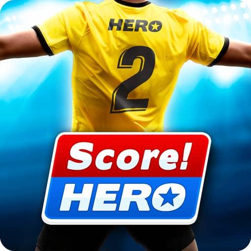 تحميل لعبة Score Hero 2 مهكرة للأندرويد